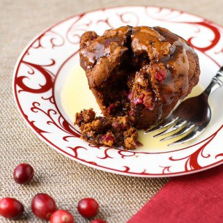 Cranberry Pudding feature