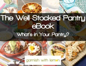 The Well-Stocked Pantry eBook