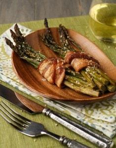 Bacon Asparagus Bundles