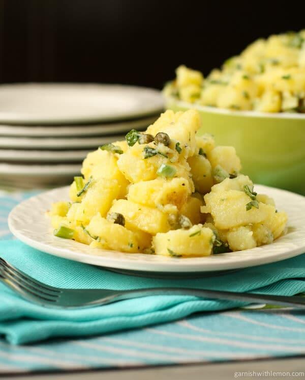 Danish Potato Salad