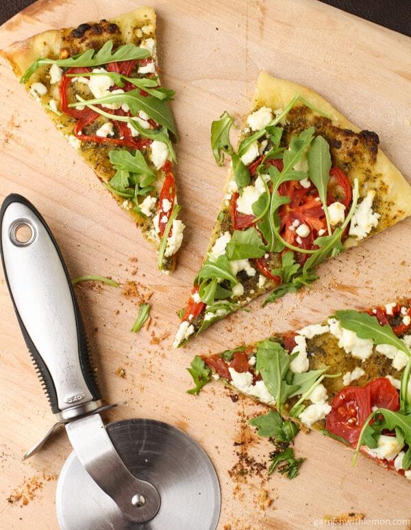 sausage arugula and parsley pizza with arugula parsley arugula and ...
