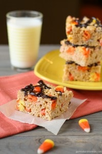 Peanut Butter Rice Krispie Bars