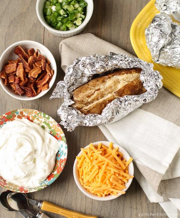 Crock Pot Baked Potatoes Recipe Anna Painter