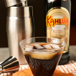 Kahlua French Vanilla Cooler
