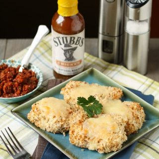 Stubb's Panko Parmesan Chicken