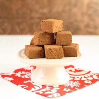 Secret Sauce Chocolate Truffles