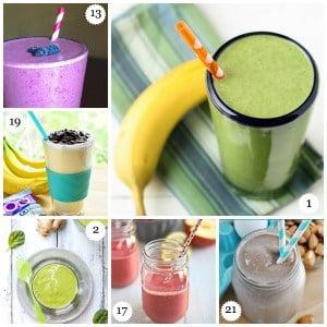 25 Delicious Smoothie Recipes