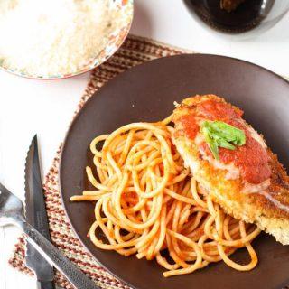 Chicken Parmesan 2