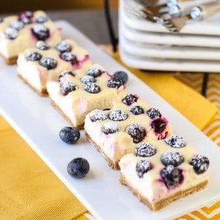 Lemon Blueberry Cheesecake Bars (2 of 2)