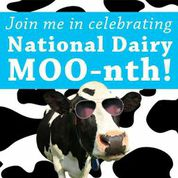 June is National Dairy Month