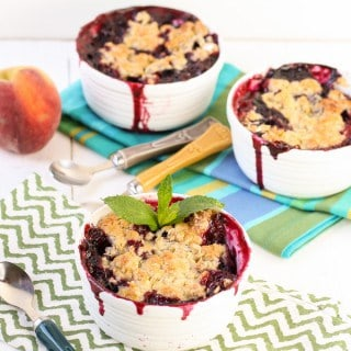 Peach Berry Crumble (2 of 2)