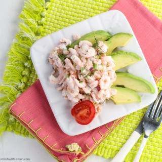 Shrimp Salad (1 of 2)