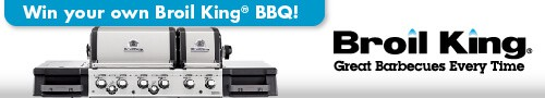 Win your own Broil Kind BBQ!
