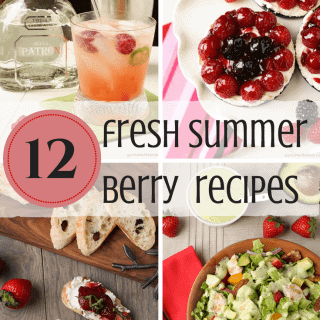 12 Berry Recipes for your Bumper Crop of Berries