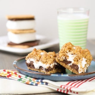 Gooey S'mores Bars (1 of 2)