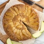 Apple Maple Upside-Down Cake (1 of 2)