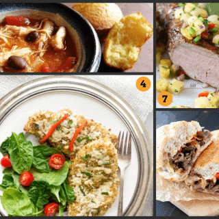 23 Quick & Easy Dinner Ideas