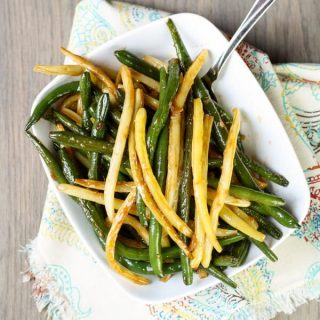 Chinese Stir Fried Green Beans (2 of 2)