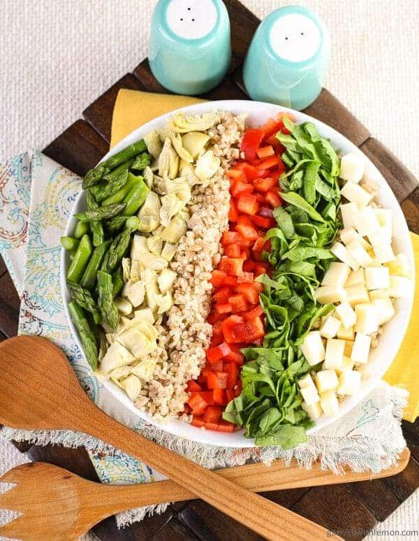 Heirloom Grain Salad