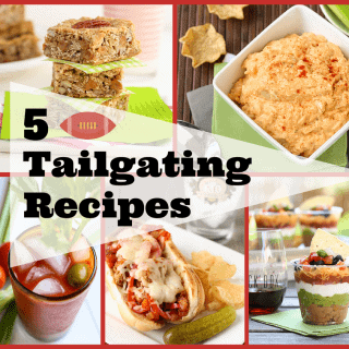 5 Easy Tailgating Recipes