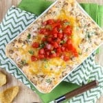 Cheesy Sausage Dip (1 of 2)
