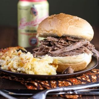 Easy Pulled Beef Sandwiches (2 of 2)
