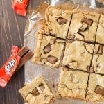 Candy Bar Blondies (1 of 2)