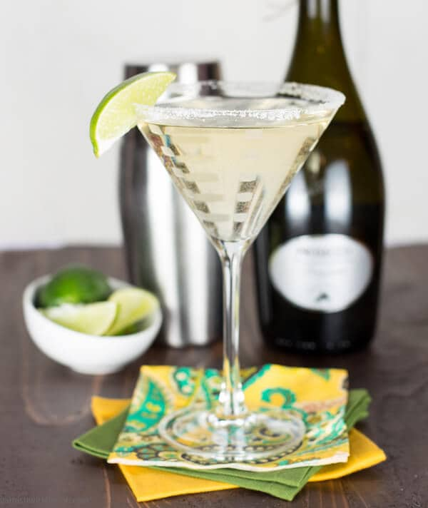 Elderflower Mint Prosecco Cocktail Recipes — Dishmaps