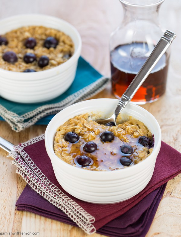 Blueberry Baked Oatmeal (2 of 2)
