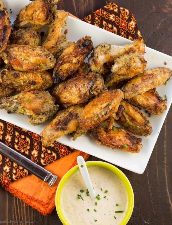 Ranch Chipotle Chicken Wings Recipe -mouthwatering and perfect for any crowd, These wings unite Smoky heat and ranch to make sure everyone wins on game day.