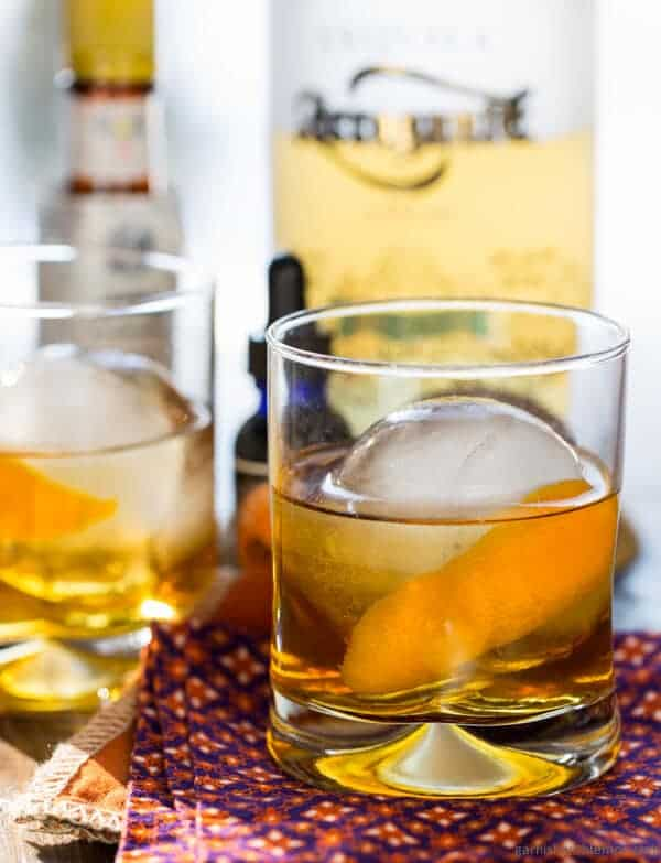 Tequila Old Fashioned- Smooth añejo tequila is the secret to this supremely sippable Tequila Old Fashioned recipe.