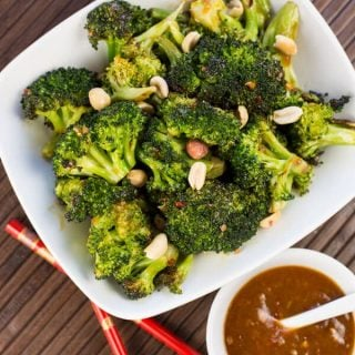 Kung Pao Broccoli (1 of 2)