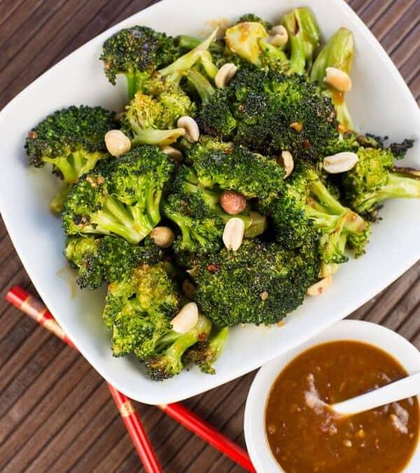 Kung Pao Broccoli