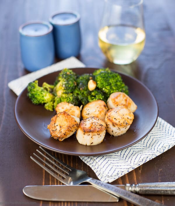 Follow these three simple steps to get restaurant-quality, pan-seared Scallops at home, every single time.