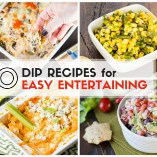Our Top 10 Dip Recipes for Easy Entertaining