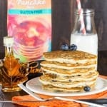 Minnesota Blueberry and Wild Rice Pancakes 1