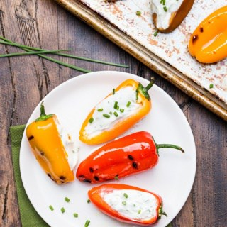 Grilled Peppers with Goat Cheese 2015 (1 of 2)