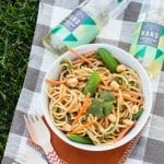 Sweet and Spicy Peanut Noodle Salad (1 of 3)