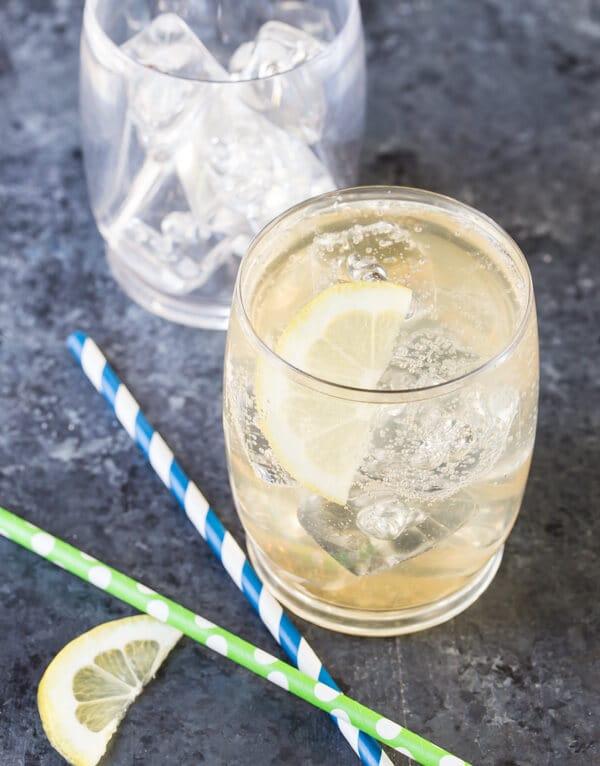 Vodka and Elderflower Lemonade (1 of 2)