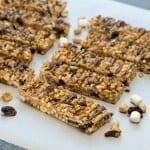 Peanut Butter Berry Granola Bars (1 of 2)