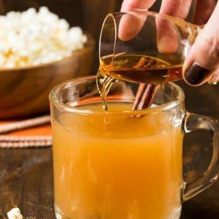 Bourbon Citrus Sipper