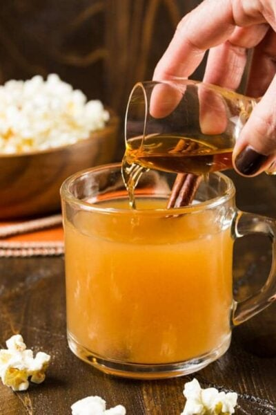 Bourbon Citrus Sipper