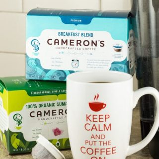 How to Brew a Better Cup of Coffee at Home with Cameron's Coffee