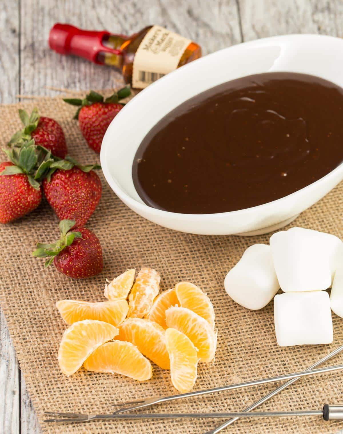 ... Cooker Chocolate Fondue ensures silky smooth chocolate every time