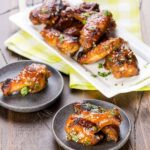 Sticky Asian Chicken Wings (2 of 2)