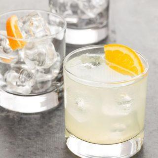 Citrus Gin Sodas