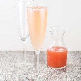Ginger Grapefruit Sparkler