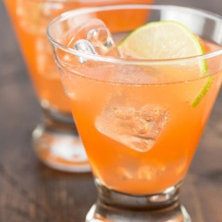 Aperol Gin Cocktail