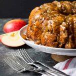 Gluten-Free Caramel Apple Monkey Bread (1 of 5)