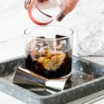 A Classic White Russian Cocktail is the perfect way to take the chill out of the air.